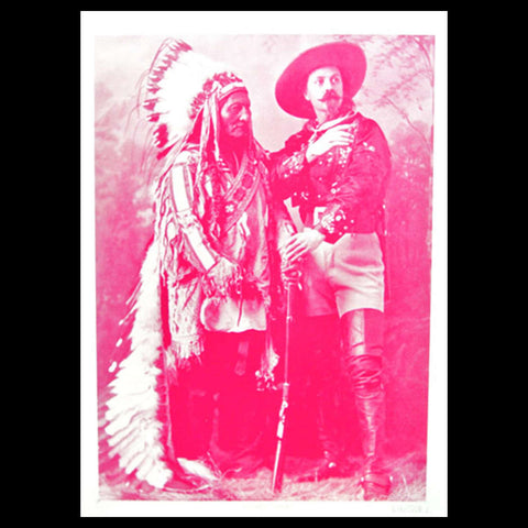 Cowboys & Indians - Pink