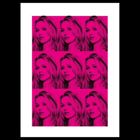 Kate / Multiple Pink