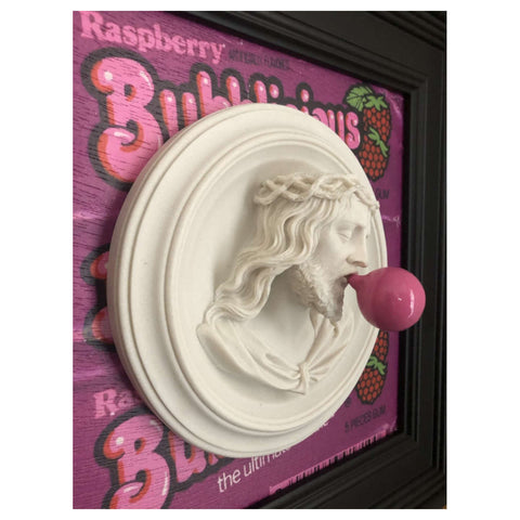 Forever Blowing Bubbles / Bubblicious Raspberry