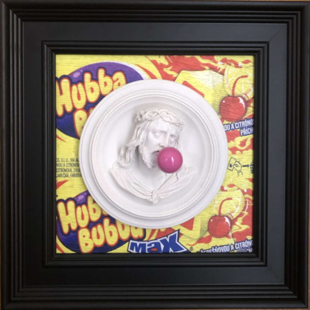 Forever Blowing Bubbles / Hubba Bubba Max Yellow / AP