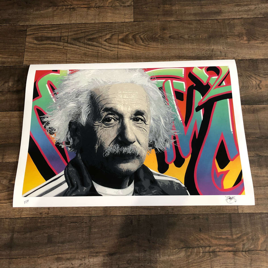 Old Skool Einstein
