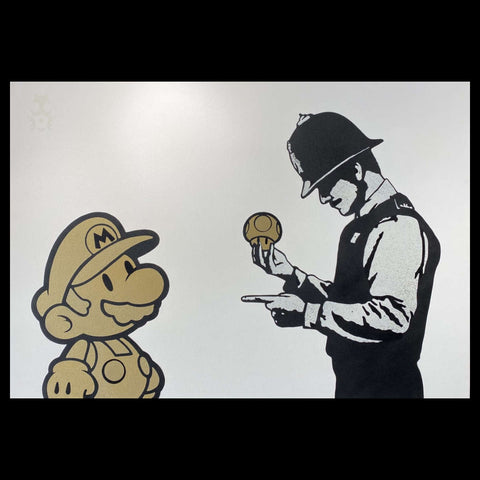 Stop & Search / Golden Mushroom