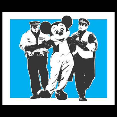 Mouse Arrest / Blue