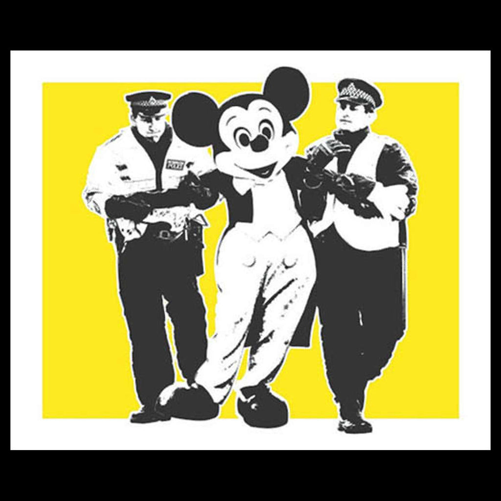 Mouse Arrest / Yellow