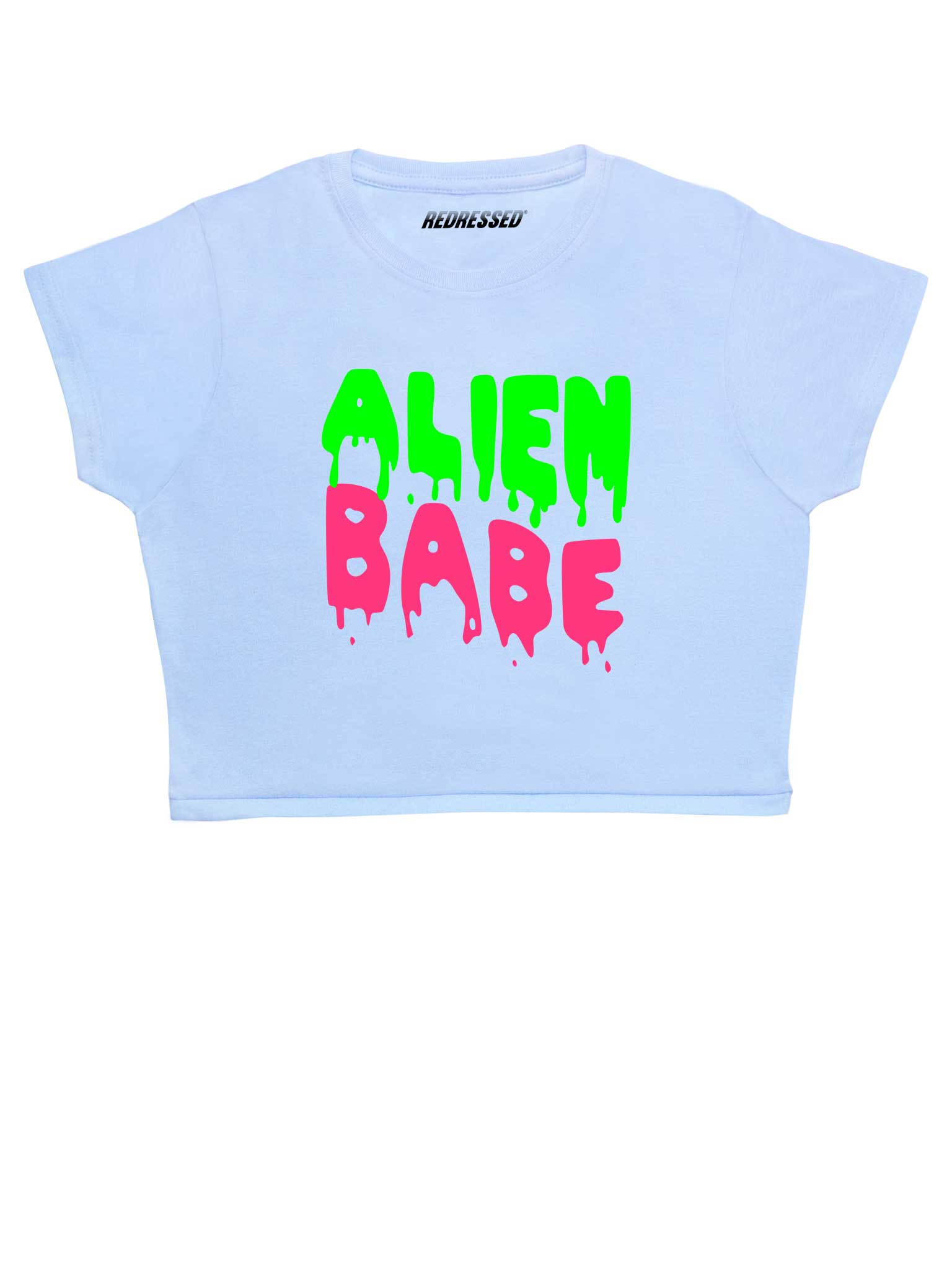 Alien Babe Crop Top