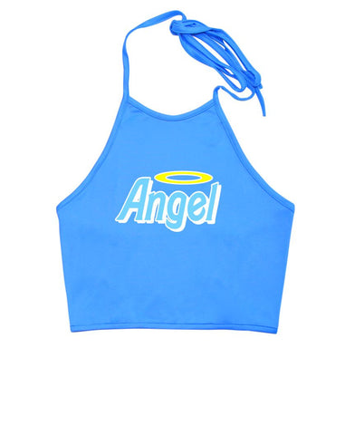 Angel Halter Top