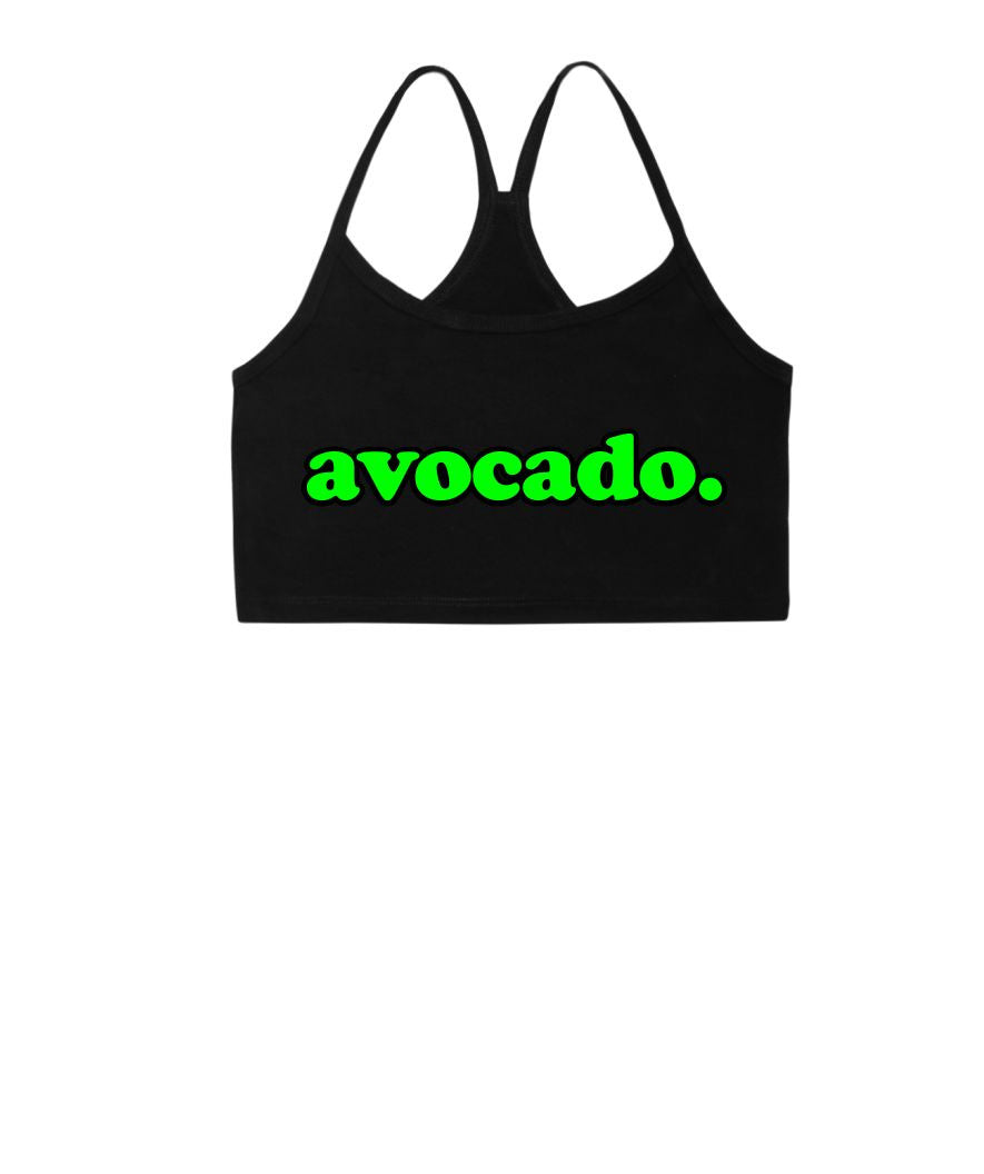 Avocado Bralet