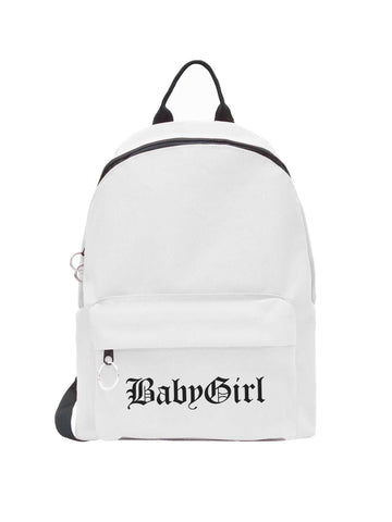 Baby Girl Backpack
