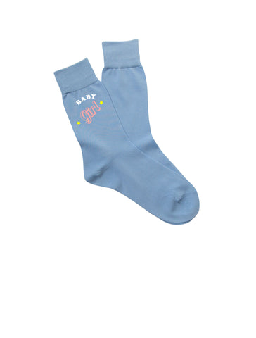 Baby Girl Stars Socks