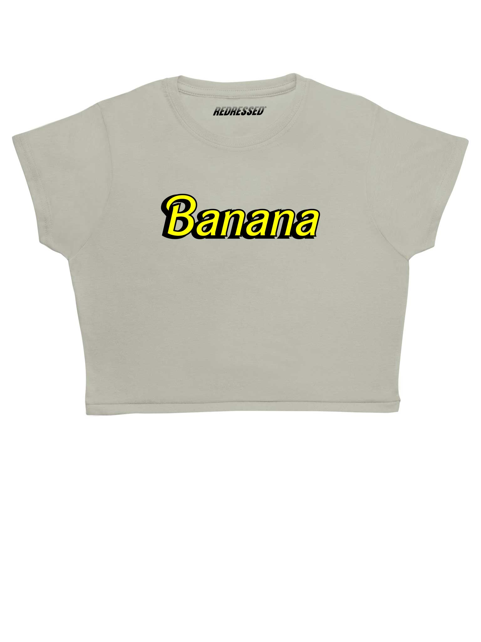 Banana Crop Top