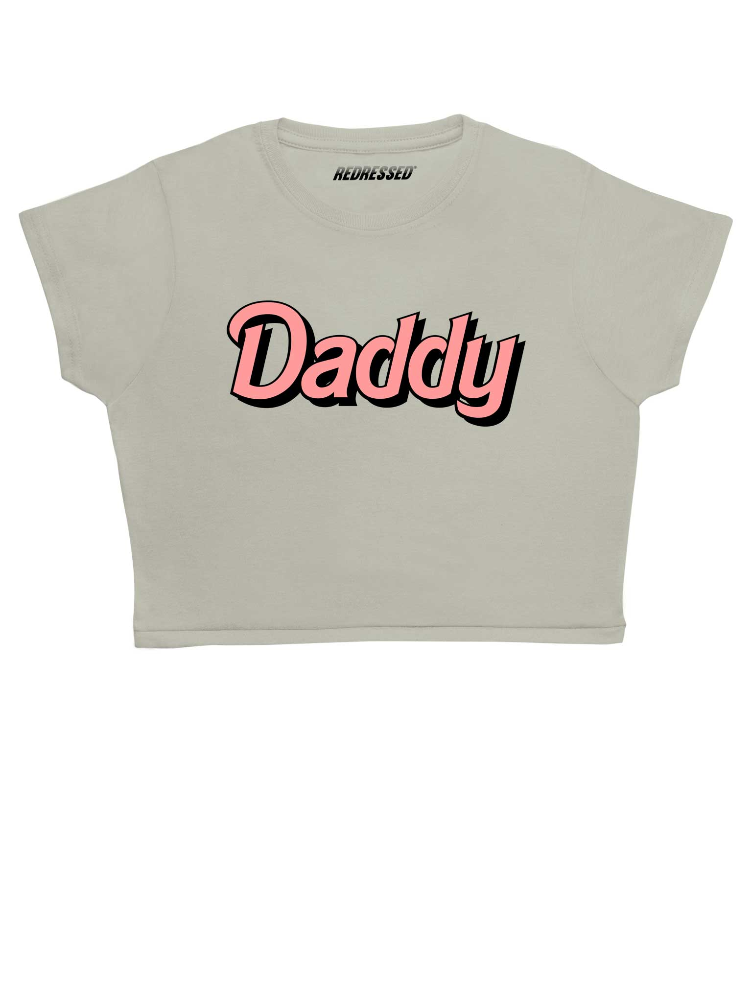 Daddy Crop Top