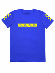 Dreamer Checkered T-Shirt