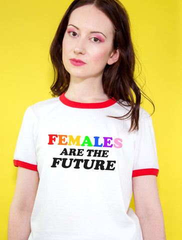 Females Are The Future T-Shirt