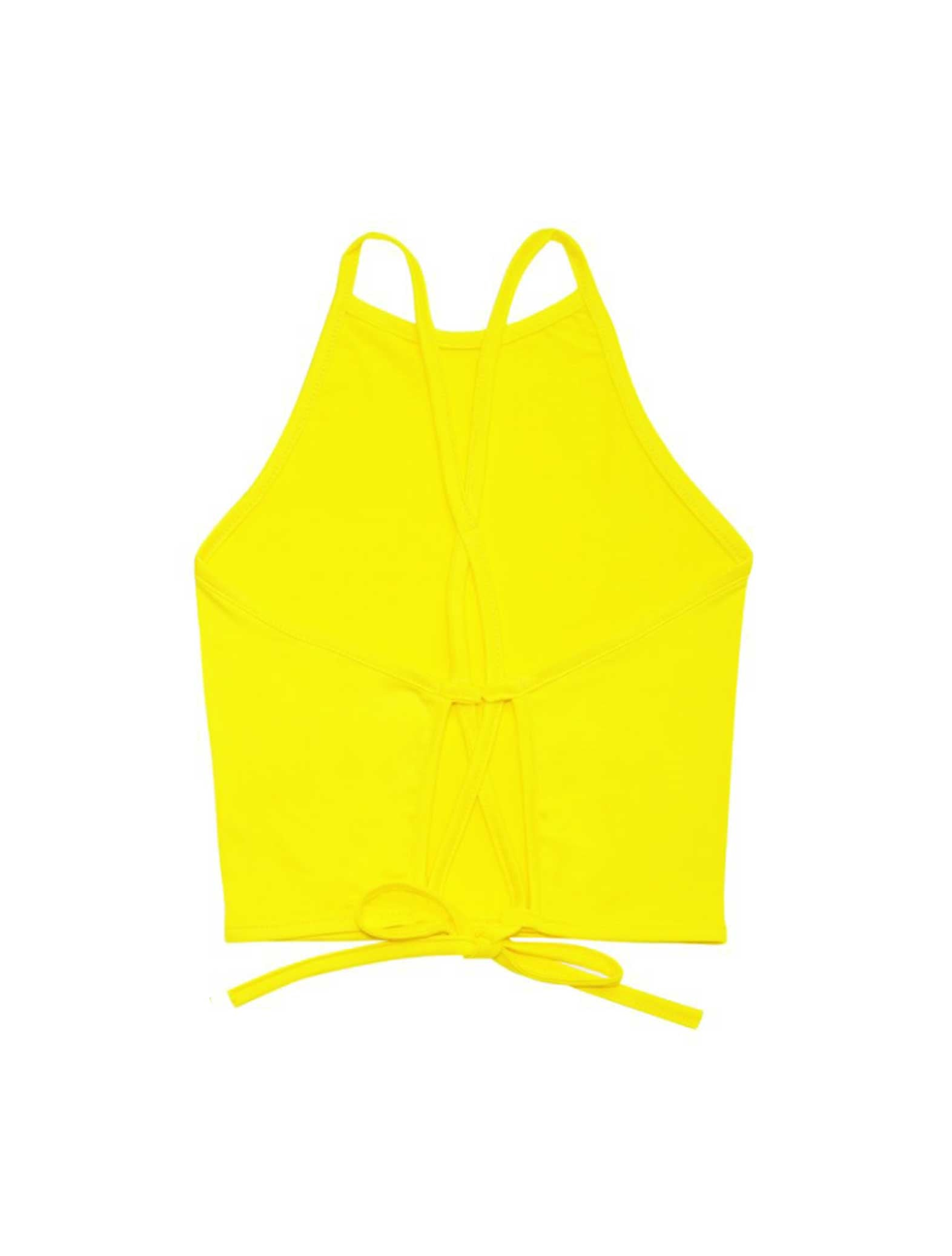 Woman Power Halter Top