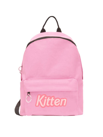 Kitten Backpack