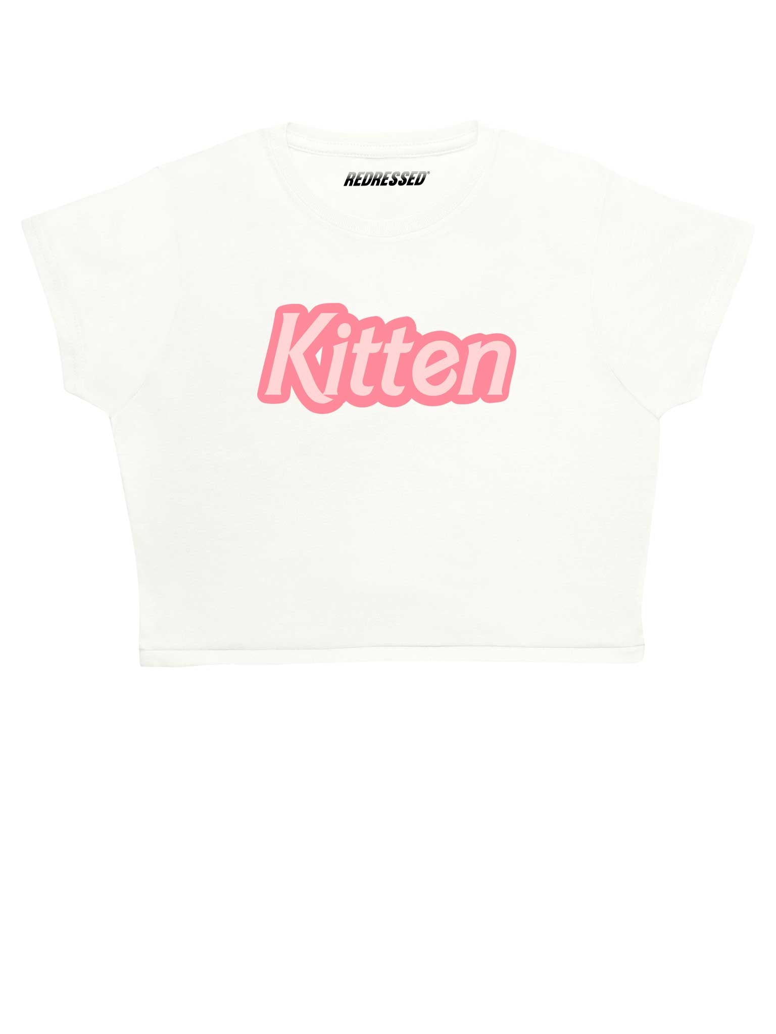 Kitten Crop Top