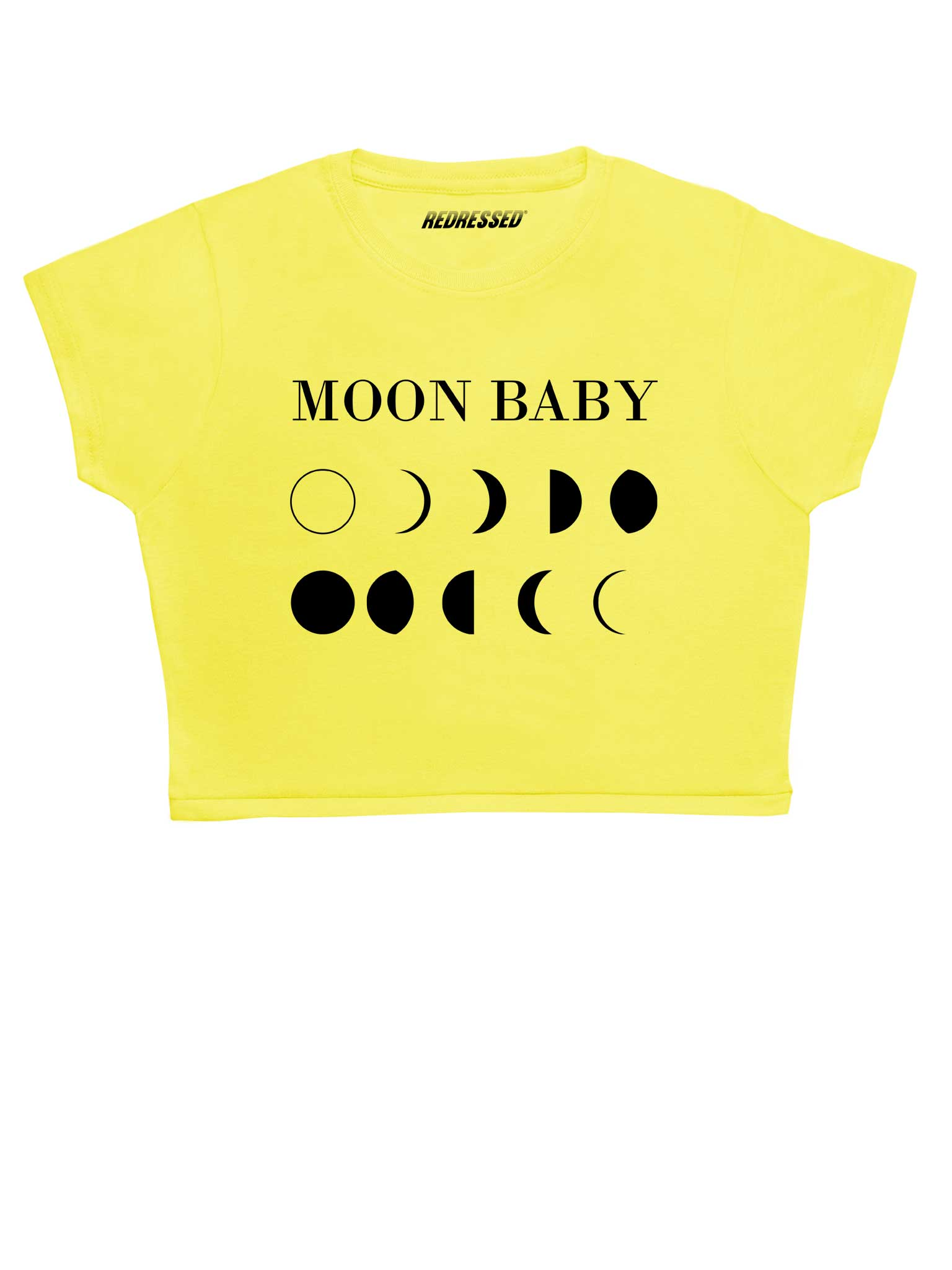 Moon Baby Crop Top