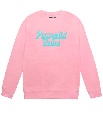 Powerful Babe Sweatshirt