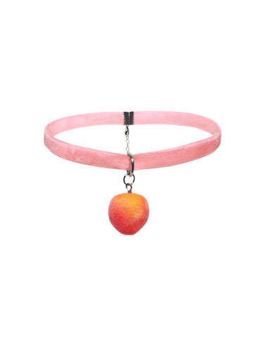 Heavenly Peach Choker