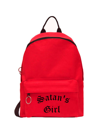 Satan's Girl Backpack