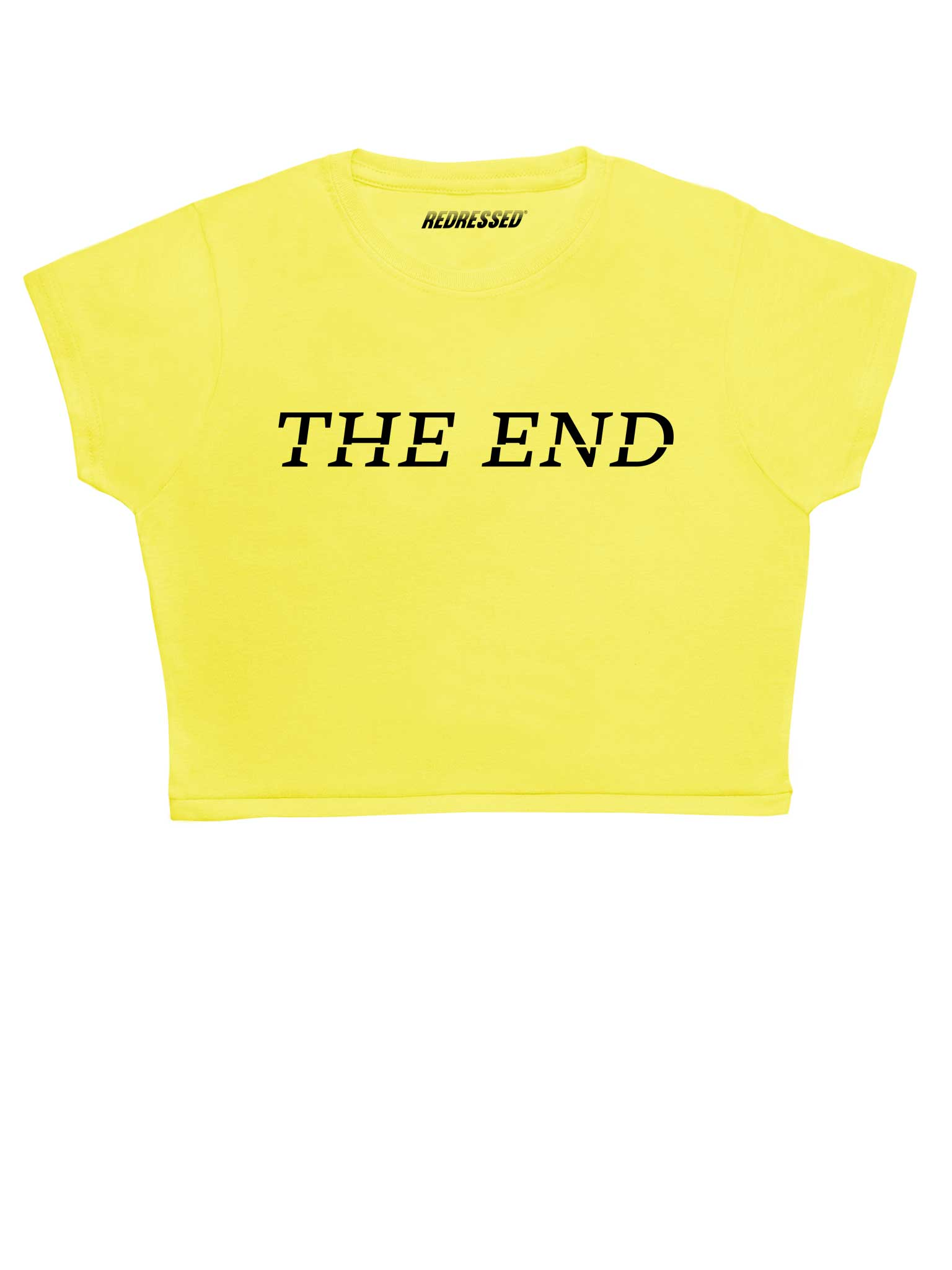 The End Crop Top