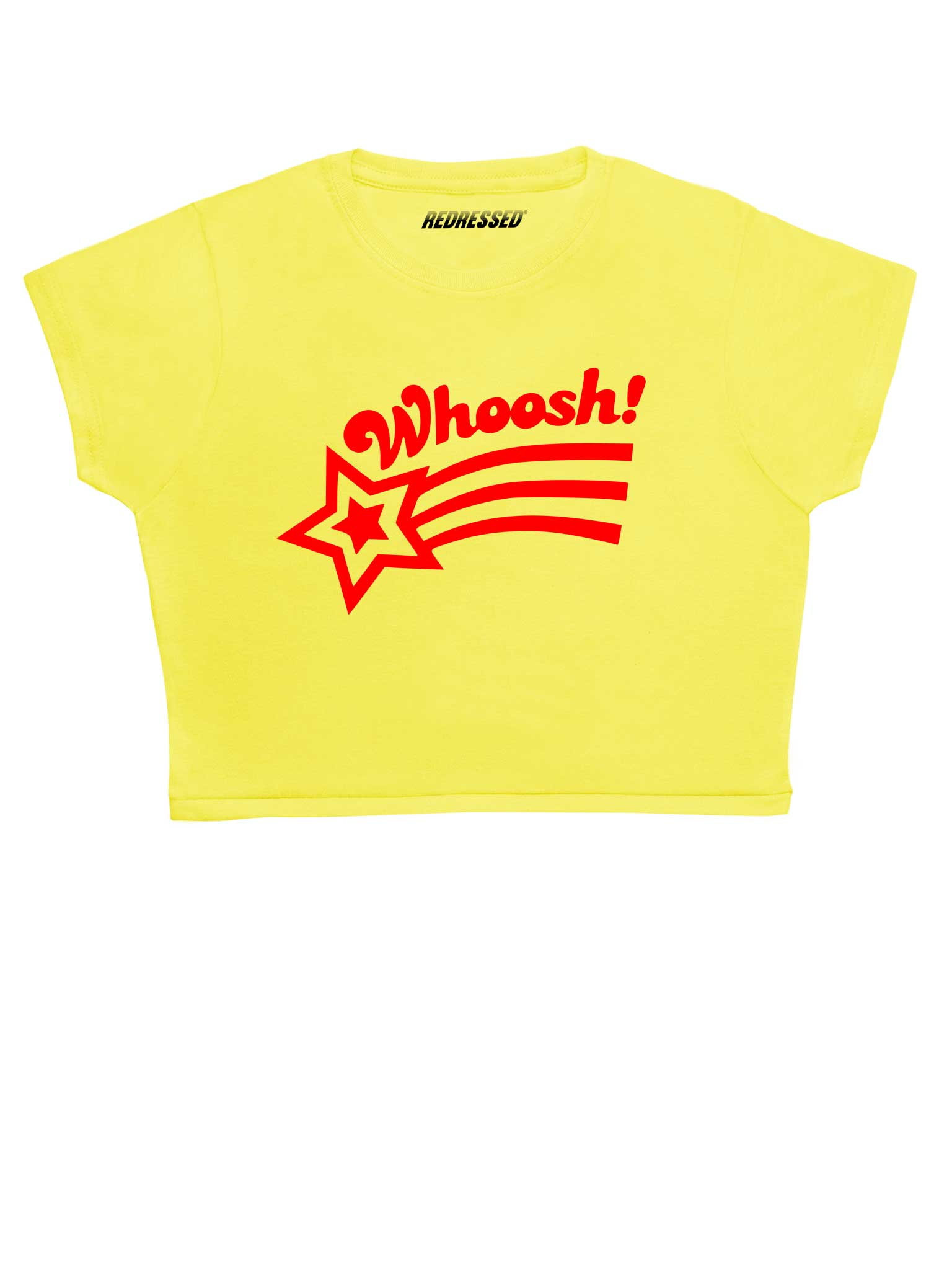 Whoosh! Crop Top