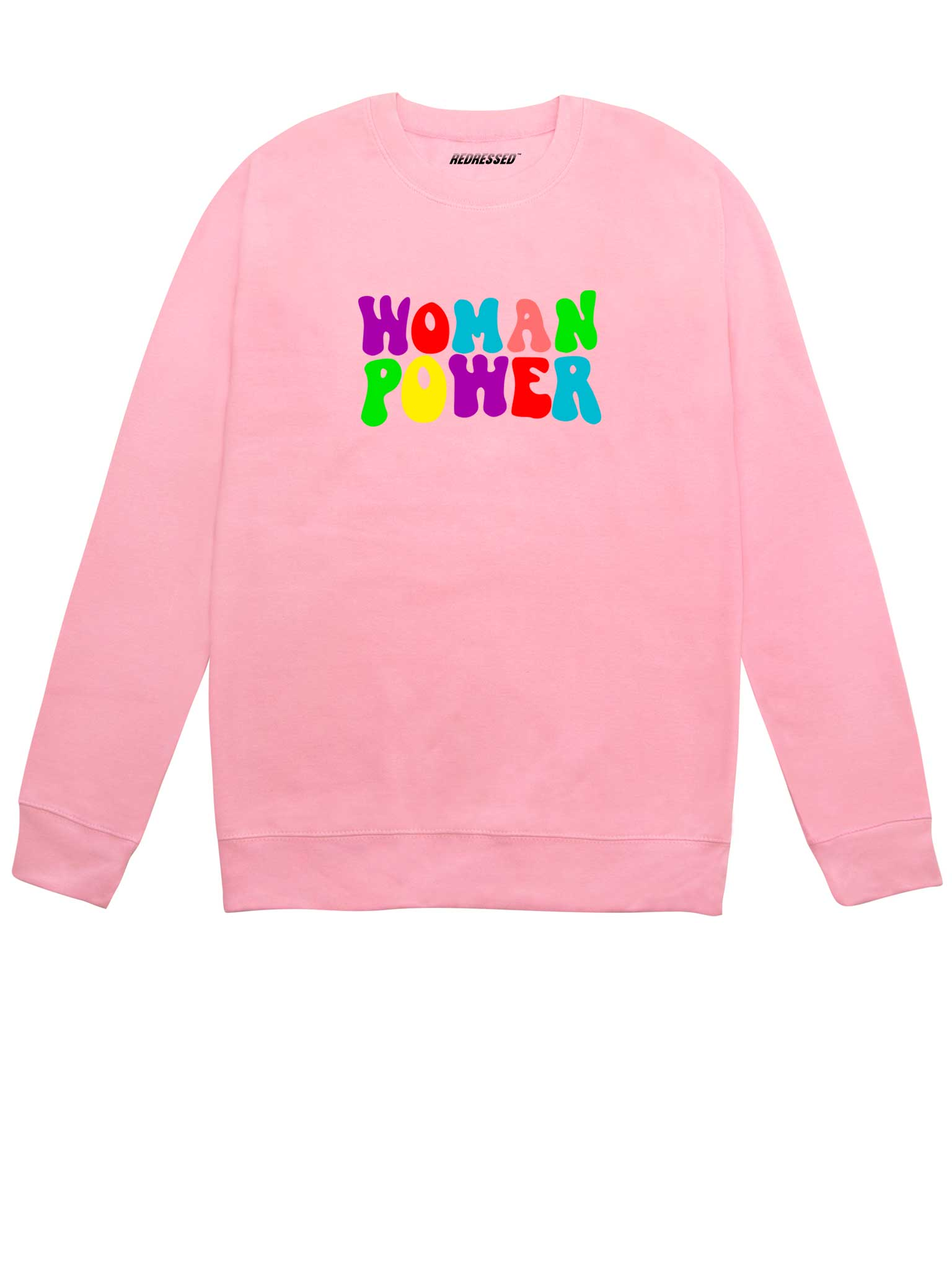 Woman Power Sweatshirt