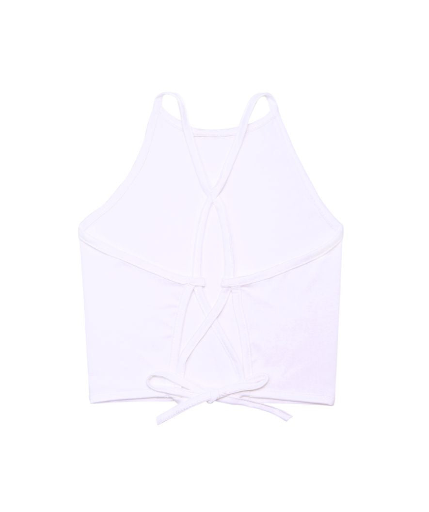 Female Power Halter Top