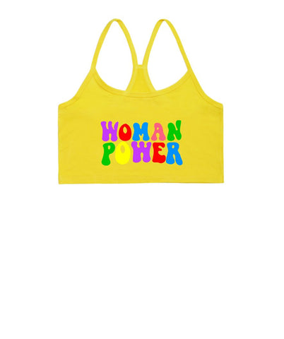 Woman Power Bralet