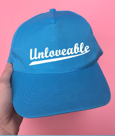 Unloveable Baseball Cap