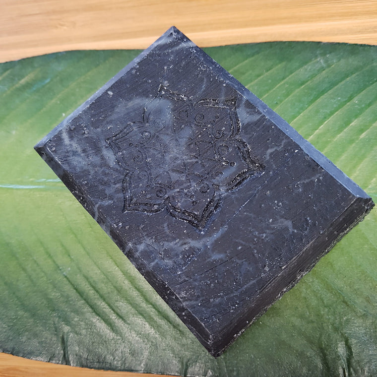 Bamboo Charcoal Handcrafted Soap