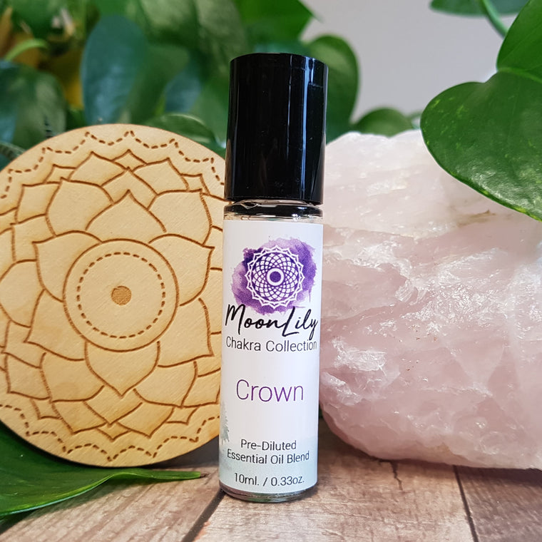 Crown Chakra Roll On Blend