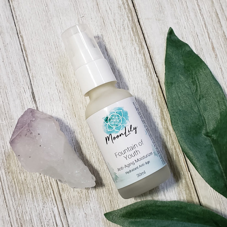 Fountain of Youth Anti-Aging Moisturizer