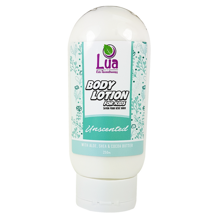 Unscented Kids Body Lotion