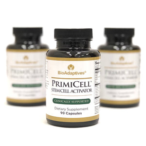 PrimiCell® 3 bottles use code BDPT for $10 dollar discount of All Natural Botanical StemCell Activator Anti-Aging all-in-one support