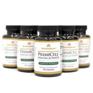 PrimiCell® 6 bottles use code BDPT for $10 dollar discount of All Natural Botanical StemCell Activator Anti-Aging all-in-one support