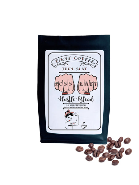 Boss Lady Gift Roasted Coffee Beans Coffee Lover Gift Coffee Gift for Boss Boss lady Boss Babe Girl Boss