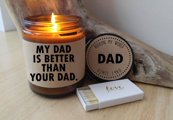 Funny Fathers Day Gift for Dad My Dad is Better Than Your Dad Gift Birthday Gift for Dad