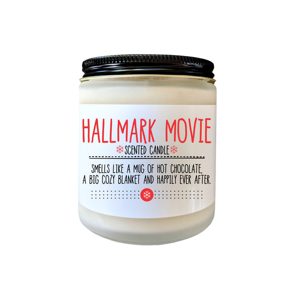 Watching Hallmark Movies Gift Hallmark Gift Movie Watching Gift for Her Christmas Movies Hallmark Christmas Holiday Gift Stocking Stuffer
