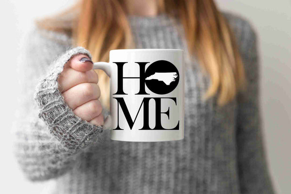 North Carolina Mug State Mug Coffee Mug Home Mug Gift Welcome Home New Home