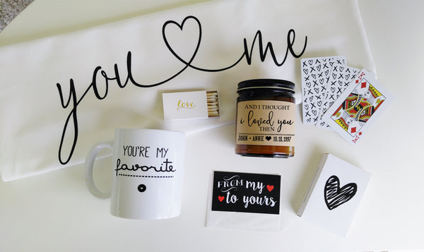 Gift To Husband On Wedding Day: Anniversary Gift I Thought I Loved You Then Wedding