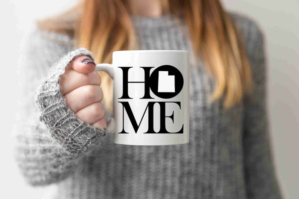 Utah Mug State Mug Coffee Mug Home Mug Gift Utah State Gift Missing Home Gift Welcome Gift