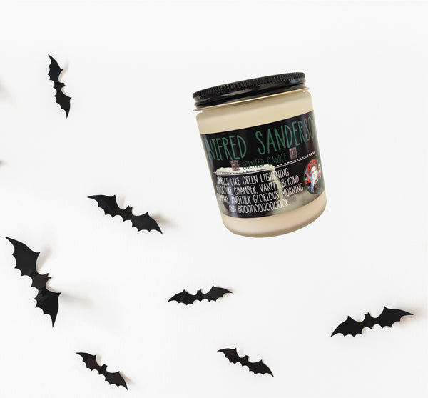 Hocus Pocus Sanderson Sisters Halloween Candle I Put a Spell on You I Smell Children Halloween Gift Halloween Gift Box