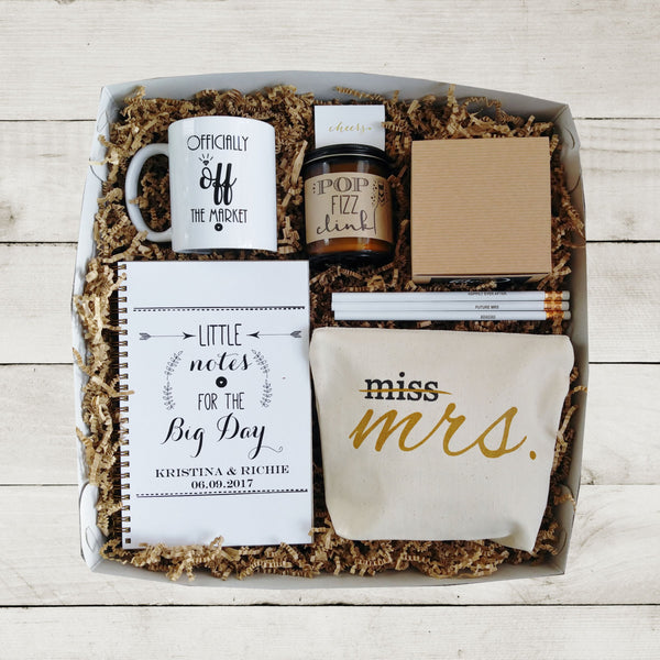 Future Mrs Gift Box Bride To Be Gift Bride Gift Box Newly