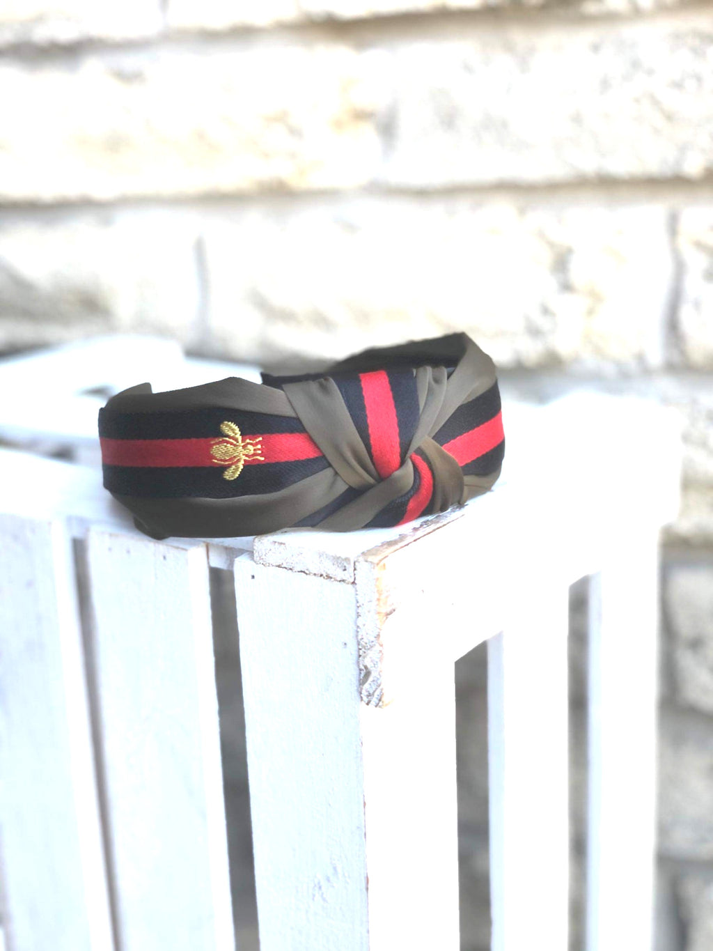 Army Bee Headband