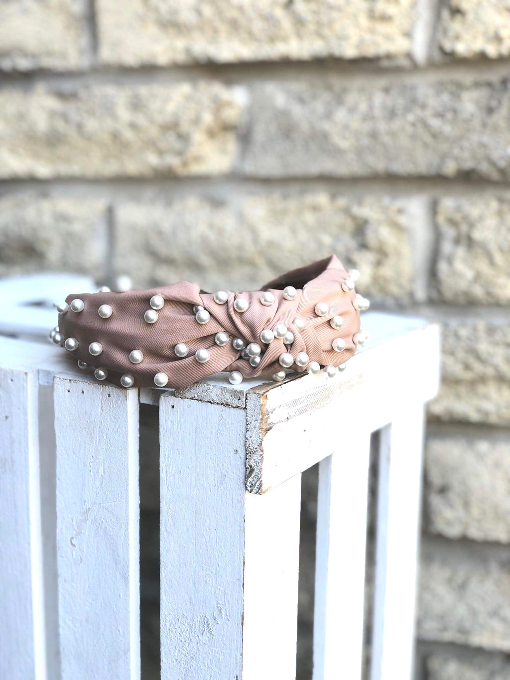 Blush Pearl Headband