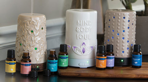 Airome Essential Oils & Ultrasonic Diffusers