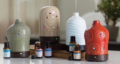 Airome Diffusers & Essential Oils