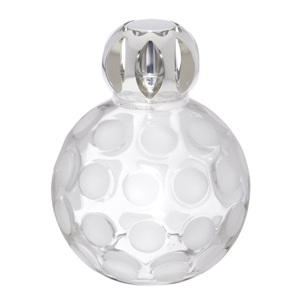 Sphere Glass Lampe Berger Lamp - Frosted
