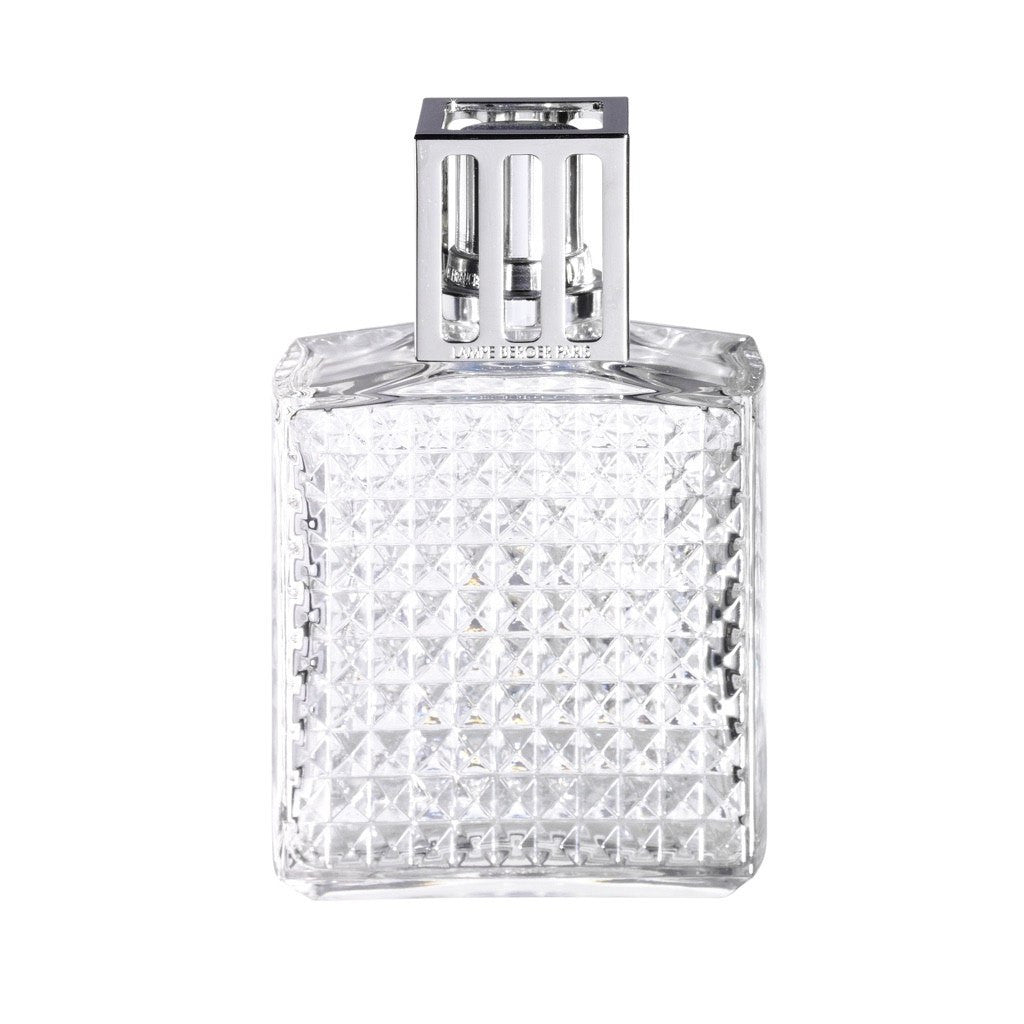 Diamant Glass Lampe Berger Lamp - Clear